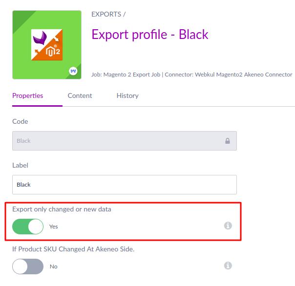 Magento 2 Akeneo PIM   Import/Export Products, Categories