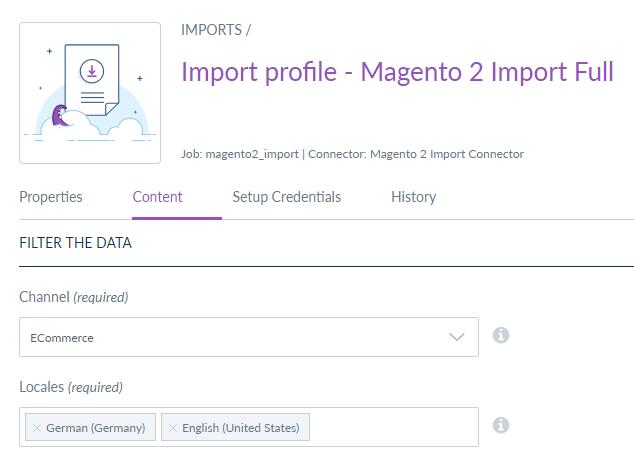 webkul-magento2-akeneo-import-profile-select-channel-locales