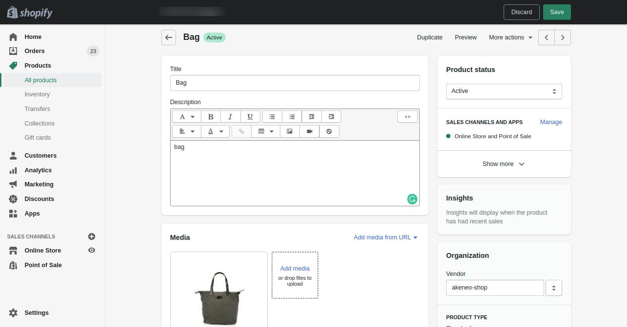 akeneo-shop-Products-Bag-Shopify