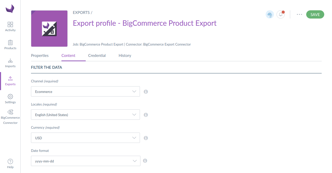 Export-profile-BigCommerce-Product-Export-Edit
