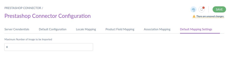 connector cofigration