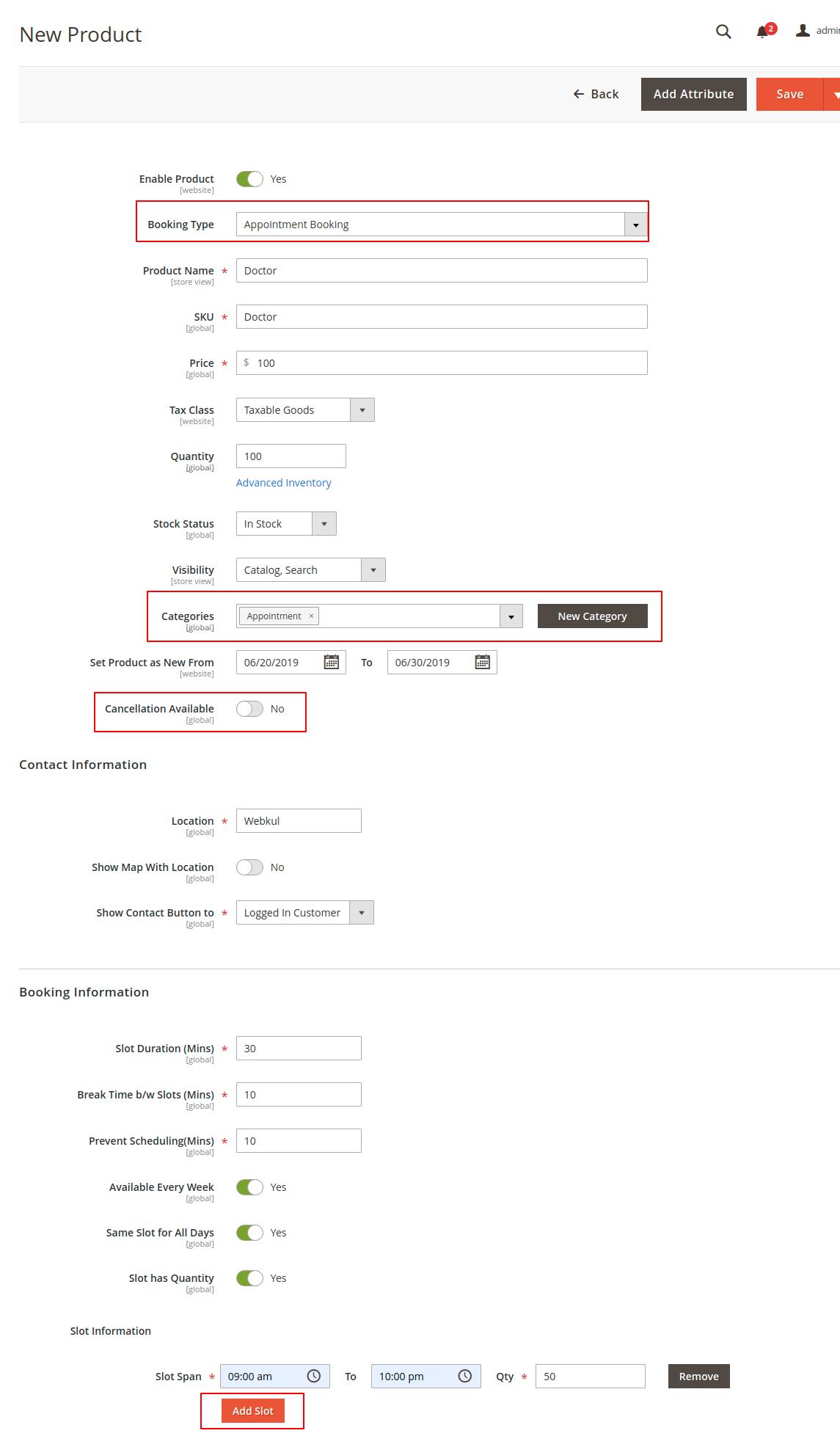 webkul-Magento2-advance-booking-system-3