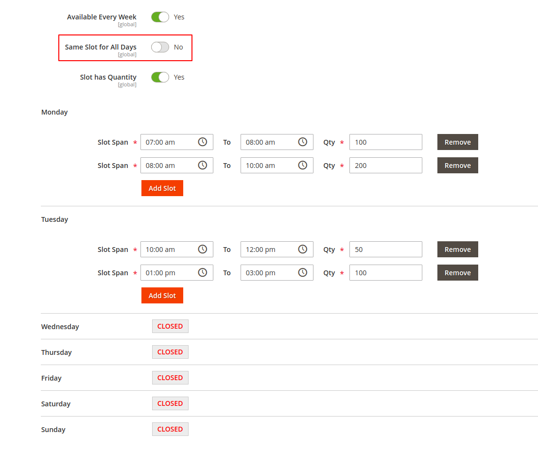 webkul-magento2-advance-booking- reservation-appointment-booking