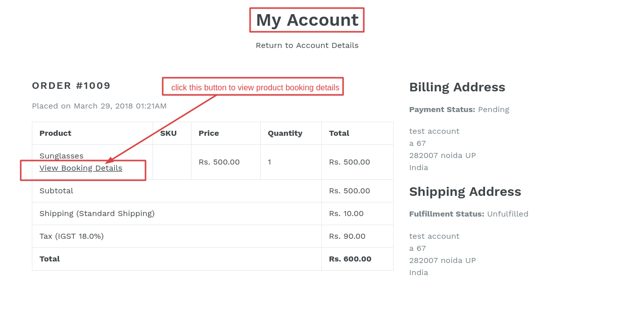 Shopify Booking App38