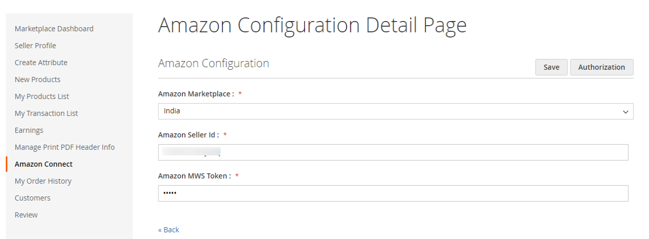 Amazon-Configuration-Detail-Page