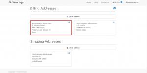 add address 1