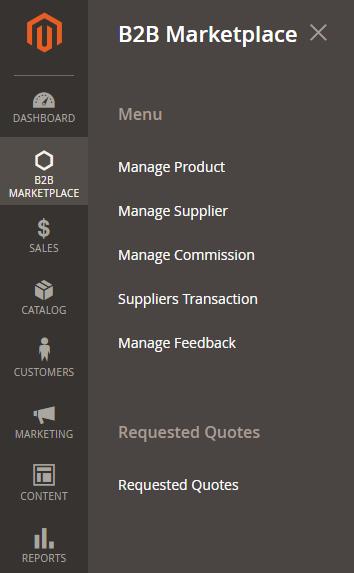 webkul-magento2-b2b-marketplace-admin-panel
