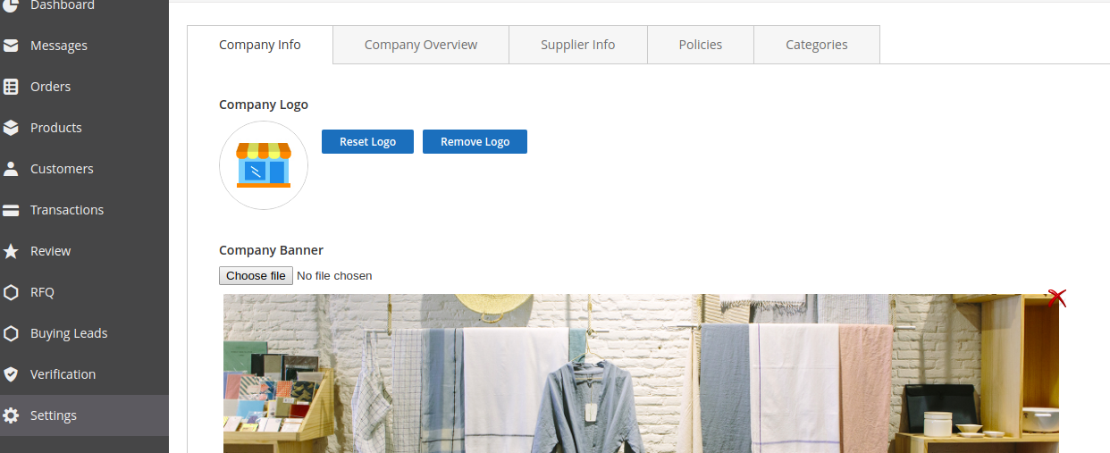 webkul-magento2-b2b-marketplace-company-info