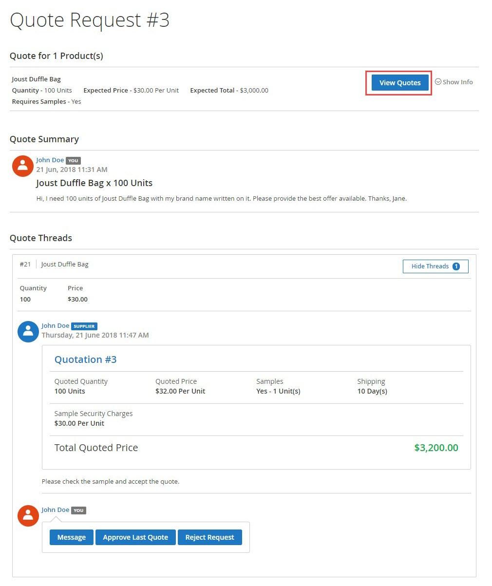 webkul-magento2-b2b-marketplace-request-quote-view-customer