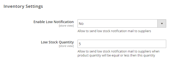 webkul-magento2-B2B Marketplace App -supplier-inventory
