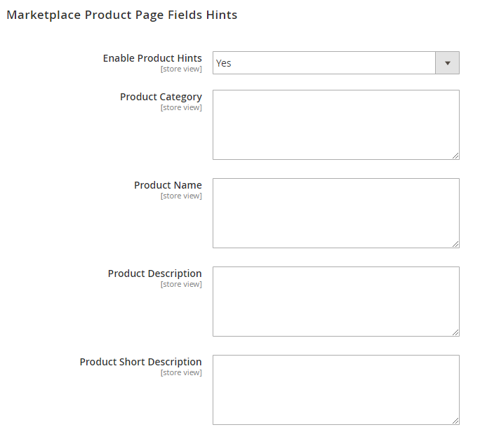 webkul-magento2-b2b-marketplace-supplier-product-fields-hints