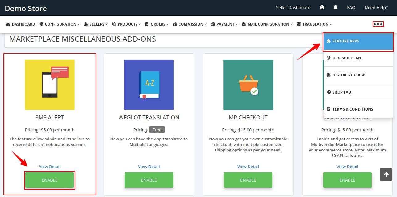 Multivendor Marketplace for Shopify: Clockwork Integration