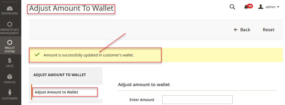 webkul Magento 2 Wallet system