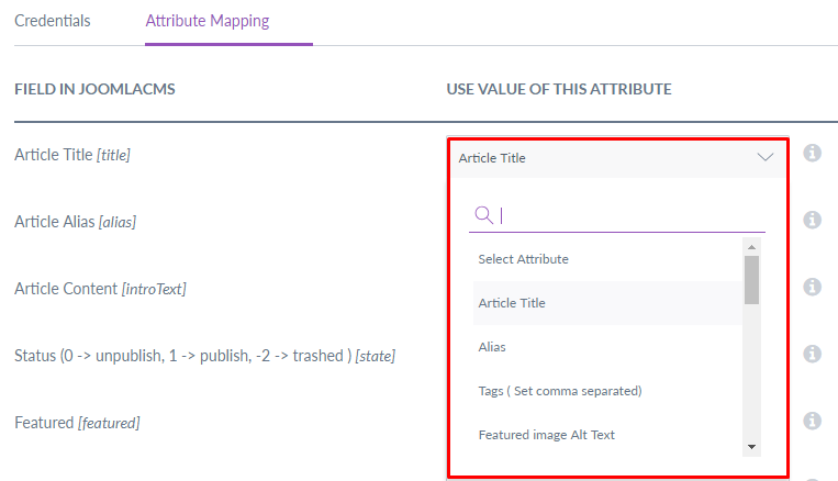 webkul-joomla-akeneo-connector-module-configuration-attribute-mapping-select