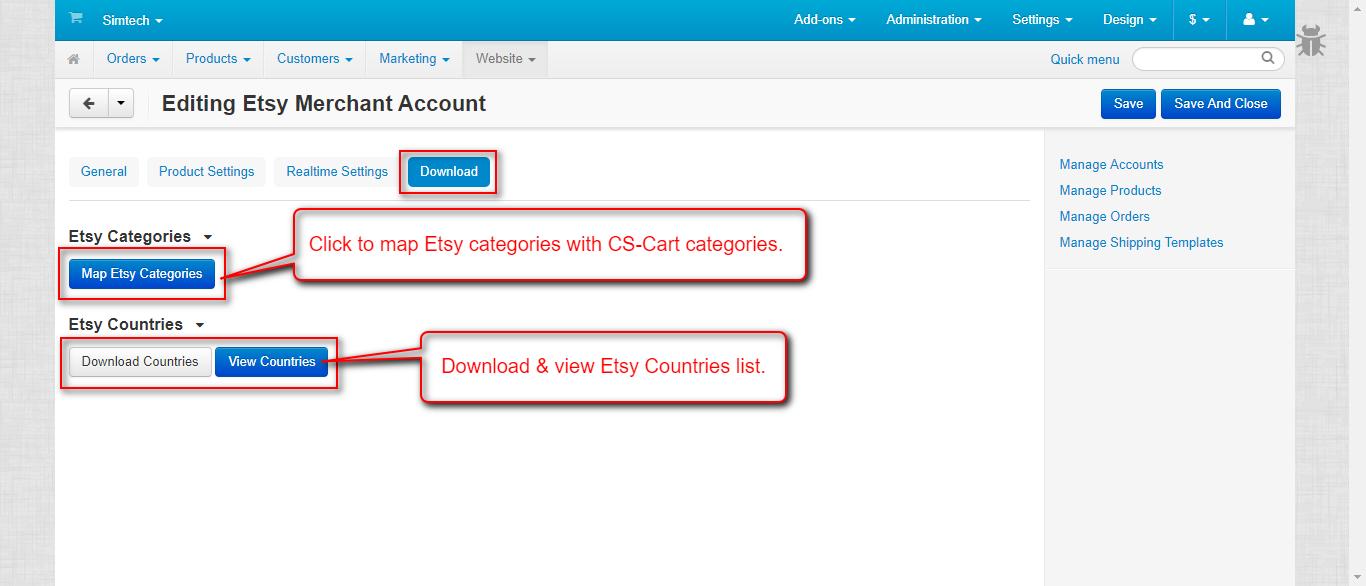 etsy merchant account