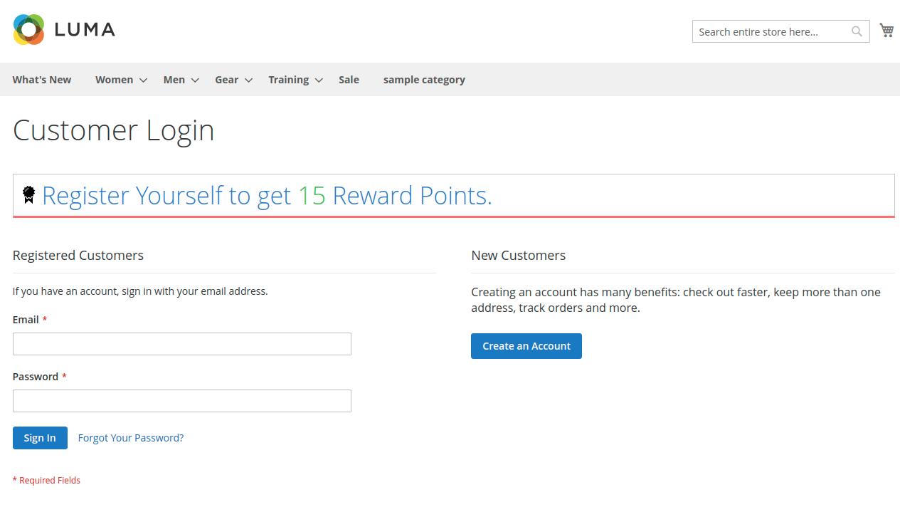 Reward-points-register