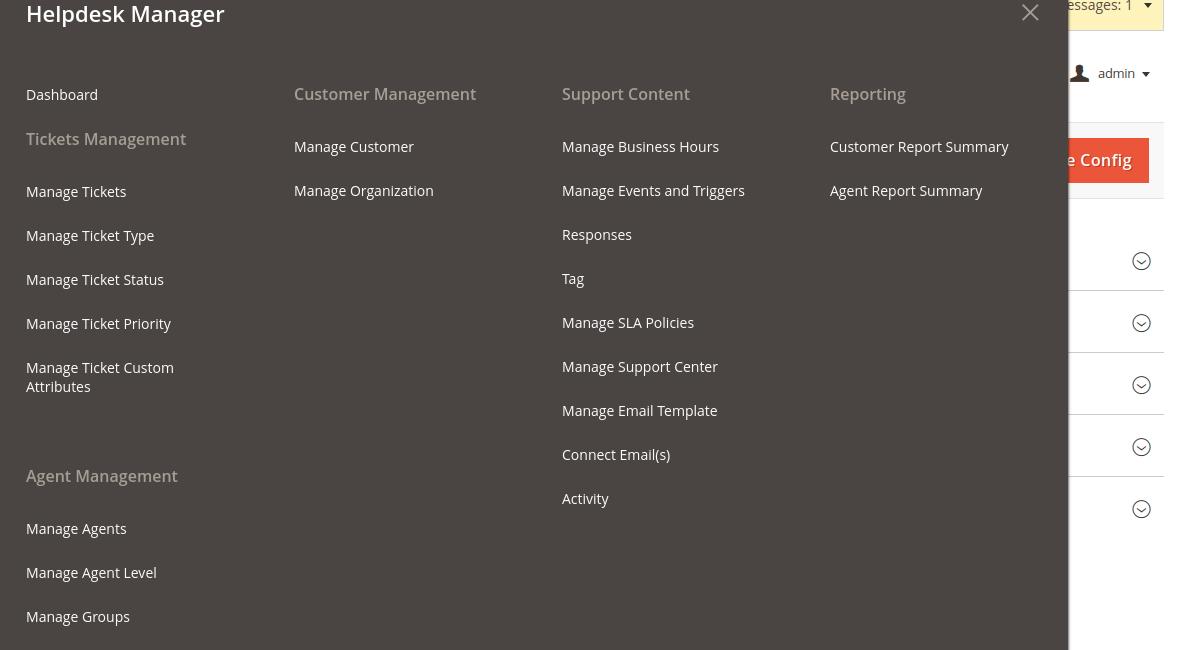 Magento 2 Helpdesk - Helpdesk Manager