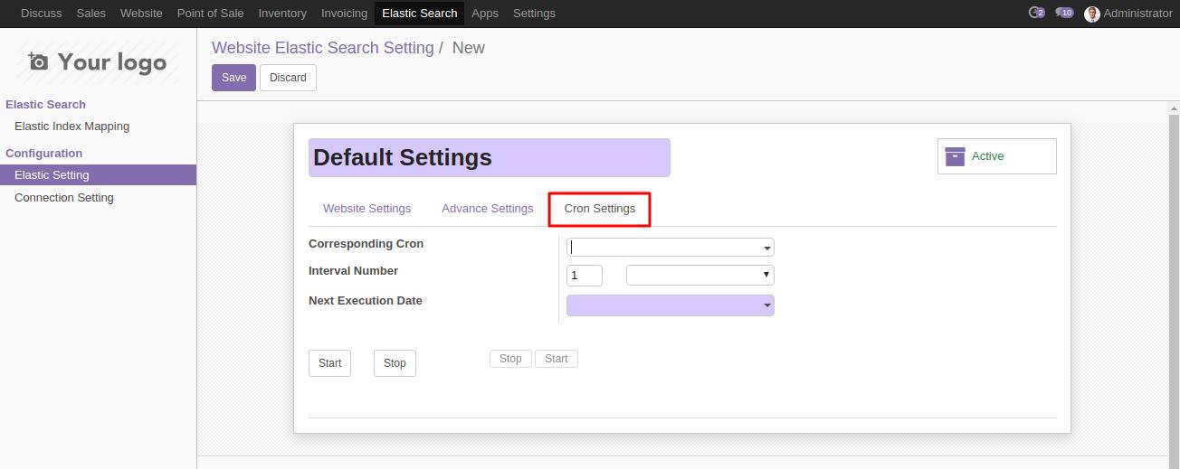 Odoo Smart Search using Elasticsearch | Use Elasticsearch to