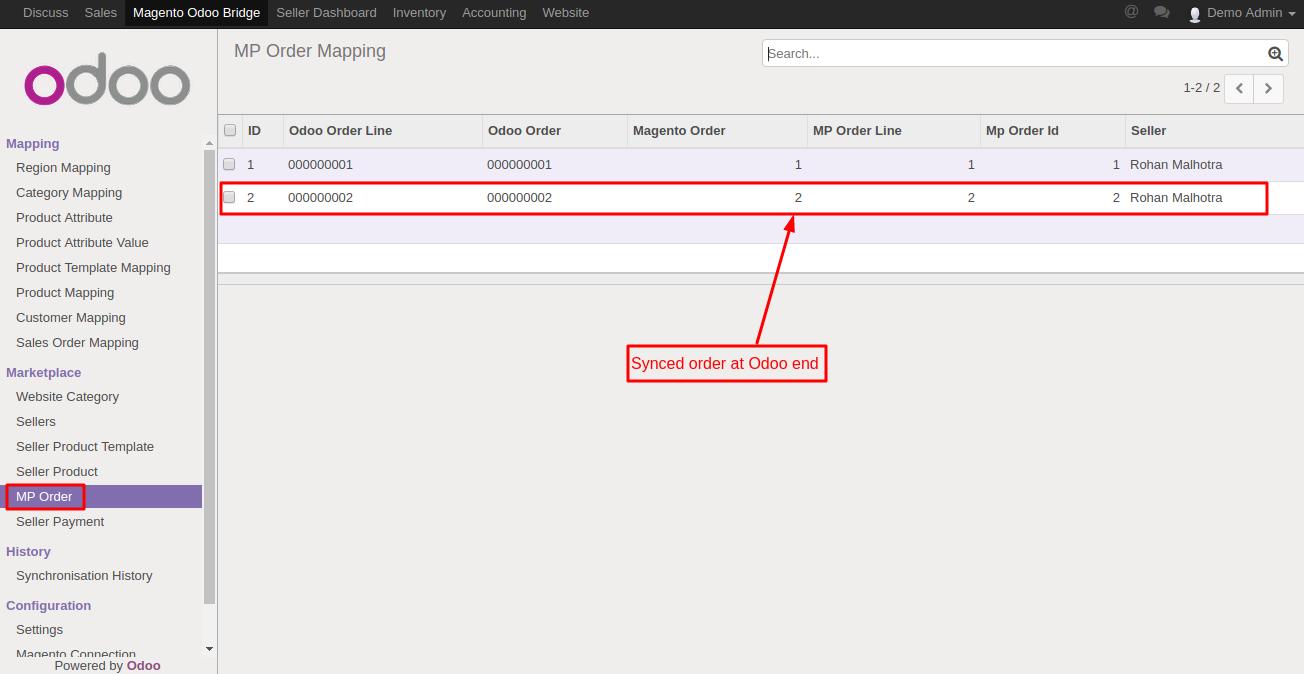 Multi-vendor Integration for MOB 3