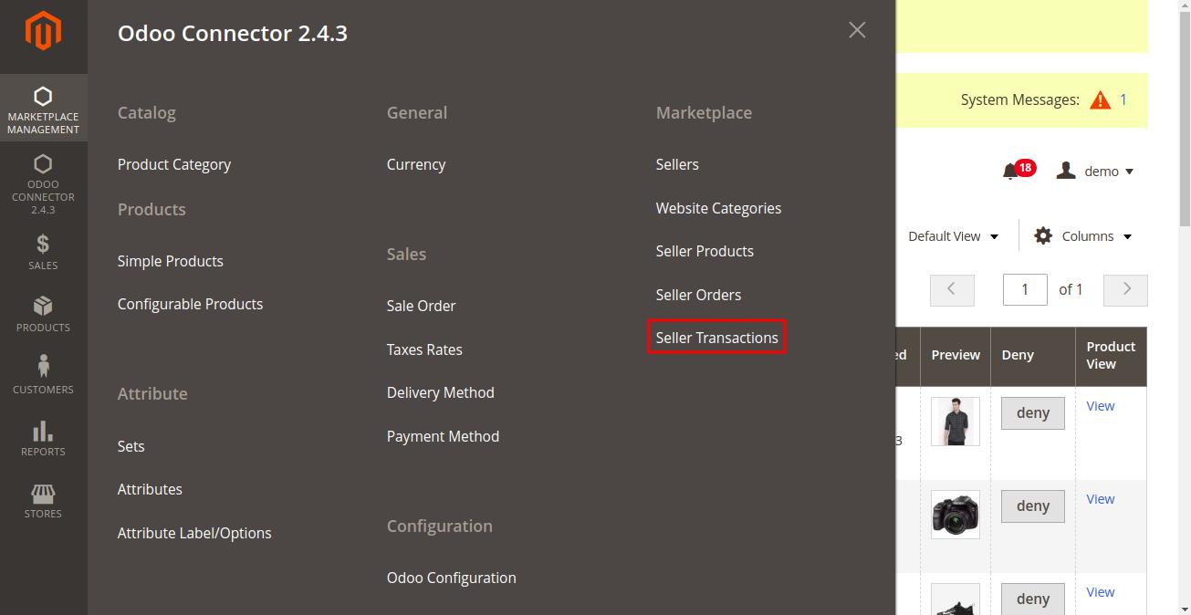 Multi-vendor Integration for MOB 7
