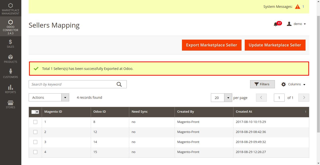 Multi Vendor ERP Integration For Magento 2 1
