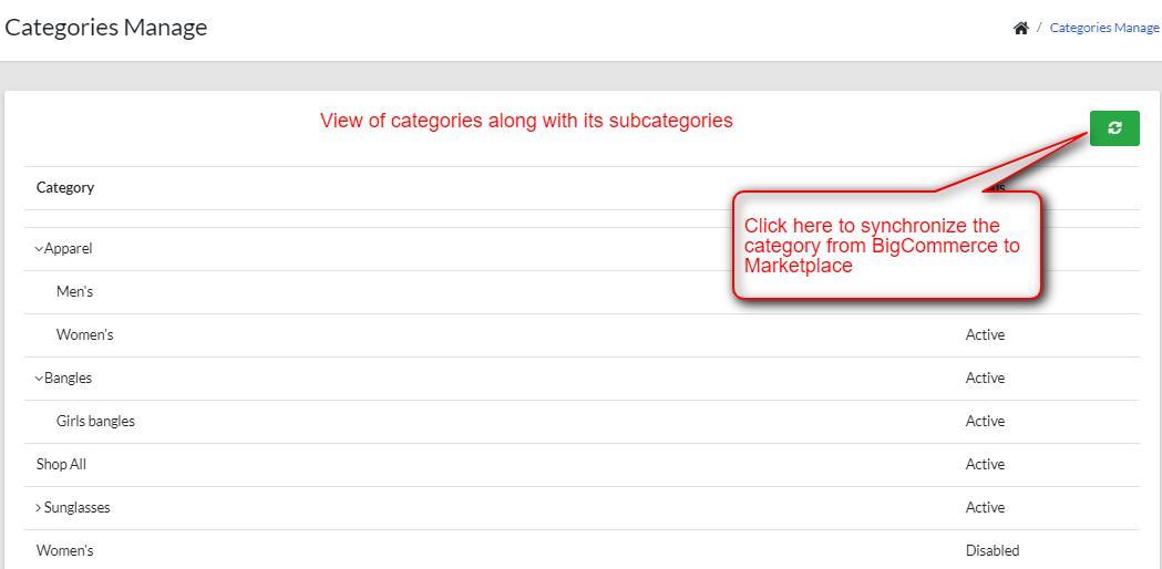 BigCommerce Marketplace Application - BigCommerce category