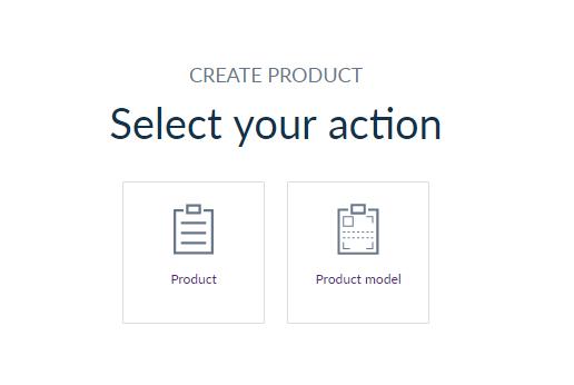 Create product in Akeneo