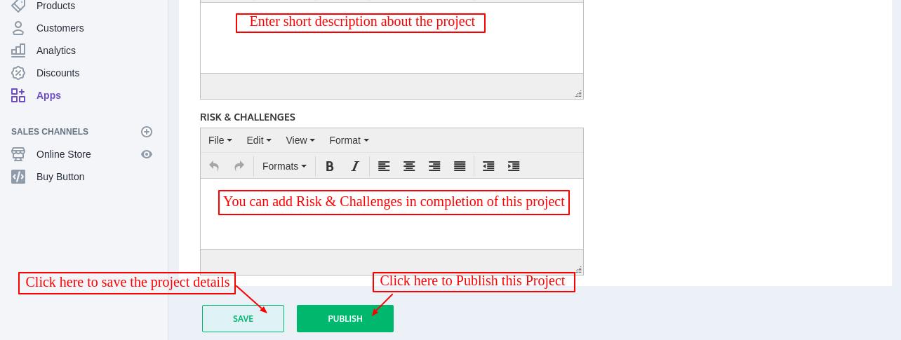 Risk & Challenges