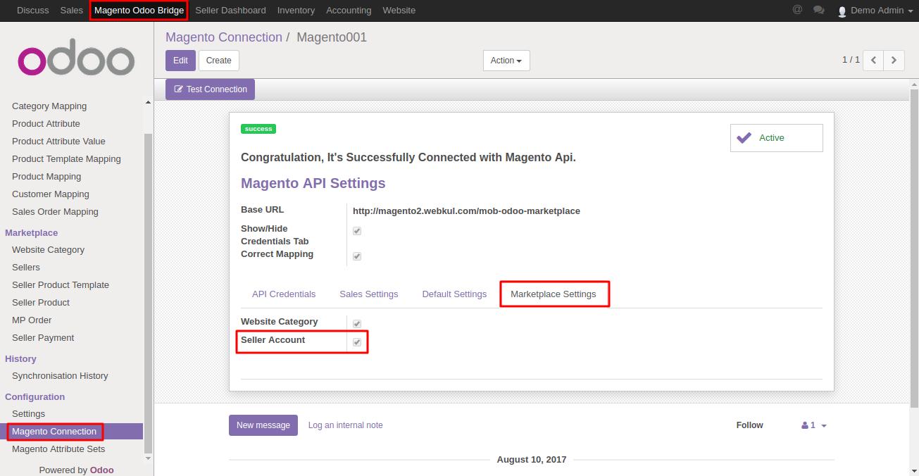 Multi-vendor Integration for MOB 12