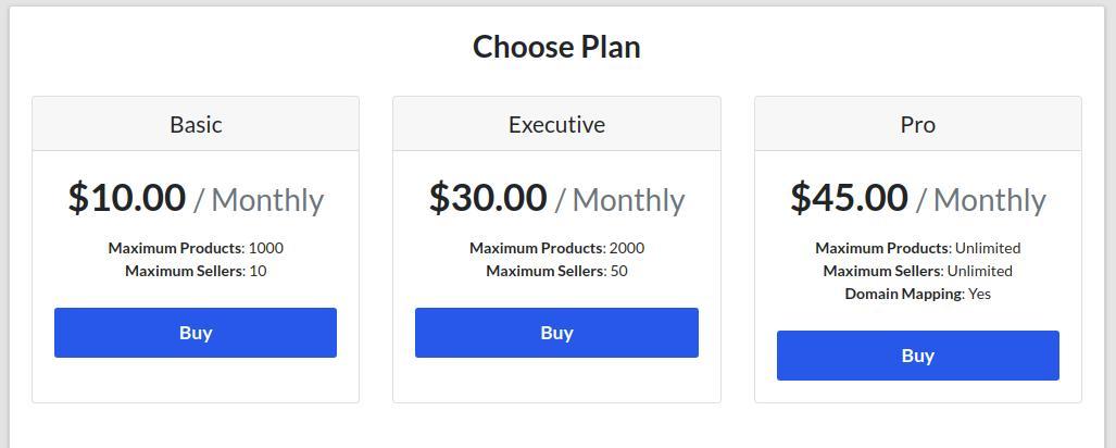bigcommerce multivendor marketplace plan