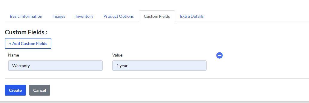 custom fields of bigcommerce multivendor marketplace