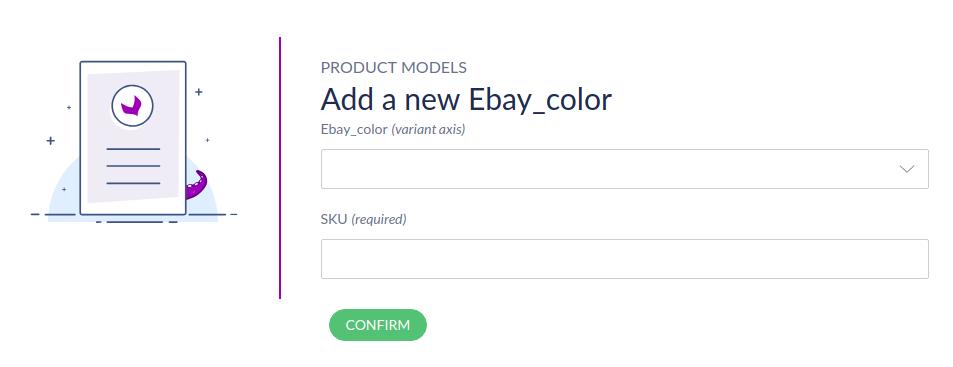 Add a new ebay color