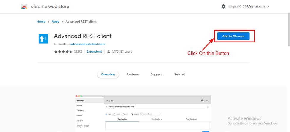 Advanced Rest Client(API Testing Tool) - Webkul Blog