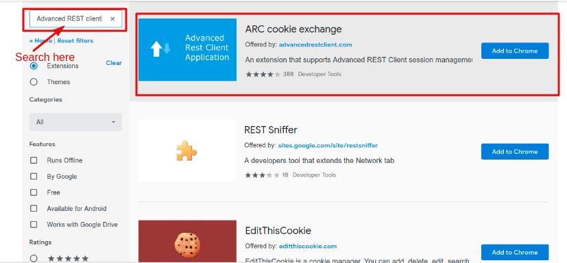 Advanced Rest Client(API Testing Tool) - Webkul Blog