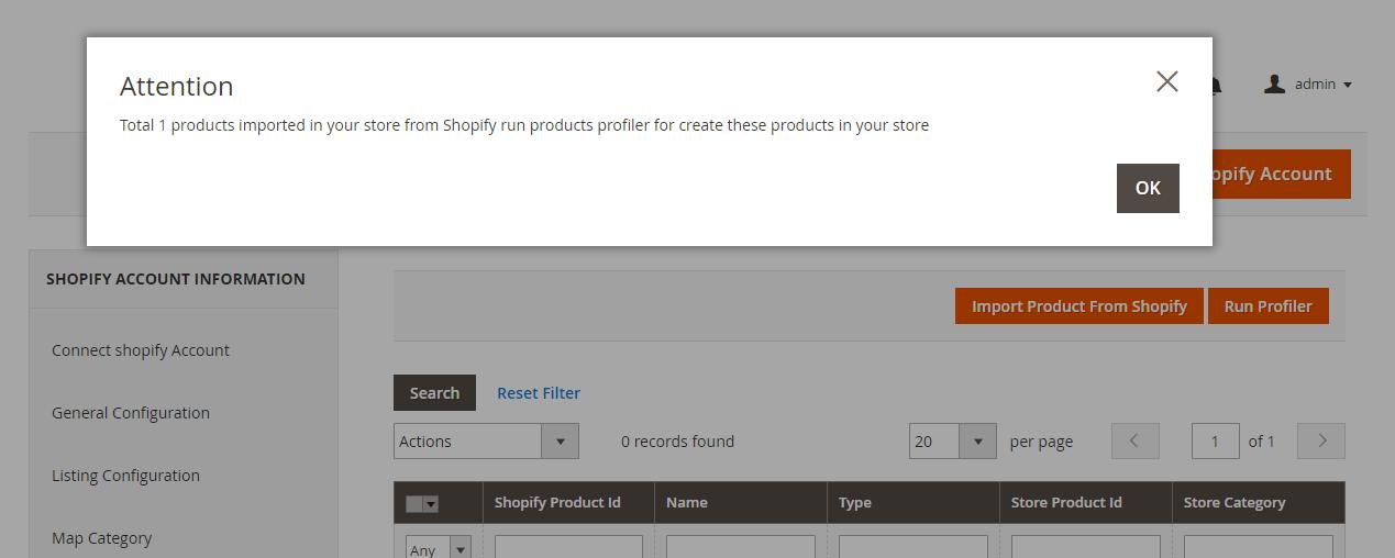 Shopify Magento 2 pop up