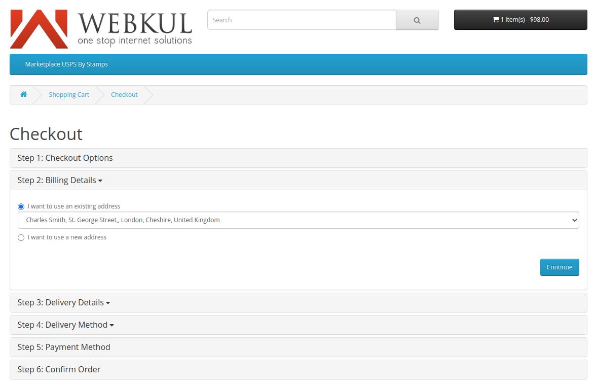 webkul-opencart-marketplace-usps-shipping-add-address-for-international-shipping