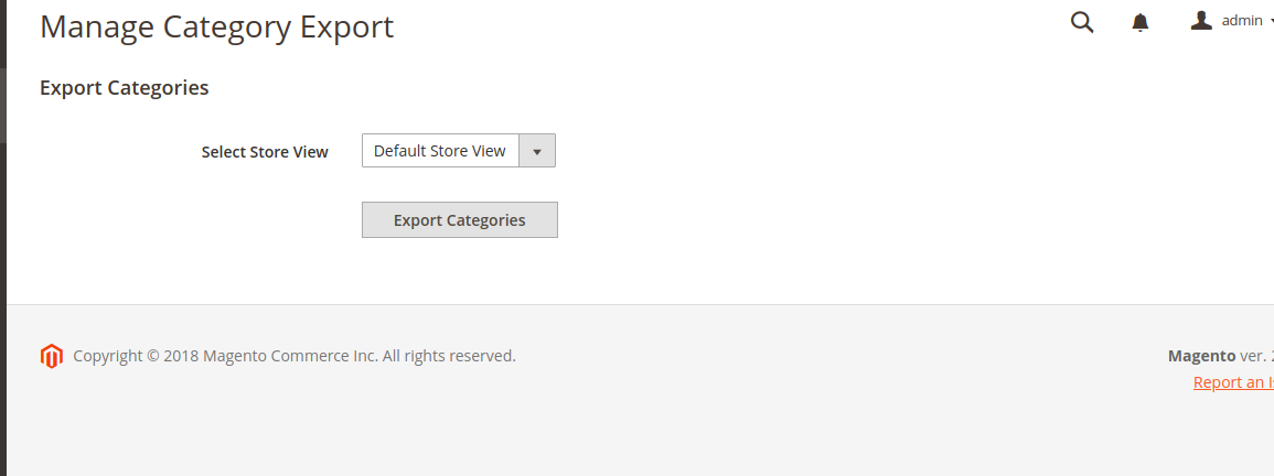 webkul-magento2-category-mass-upload-category-export