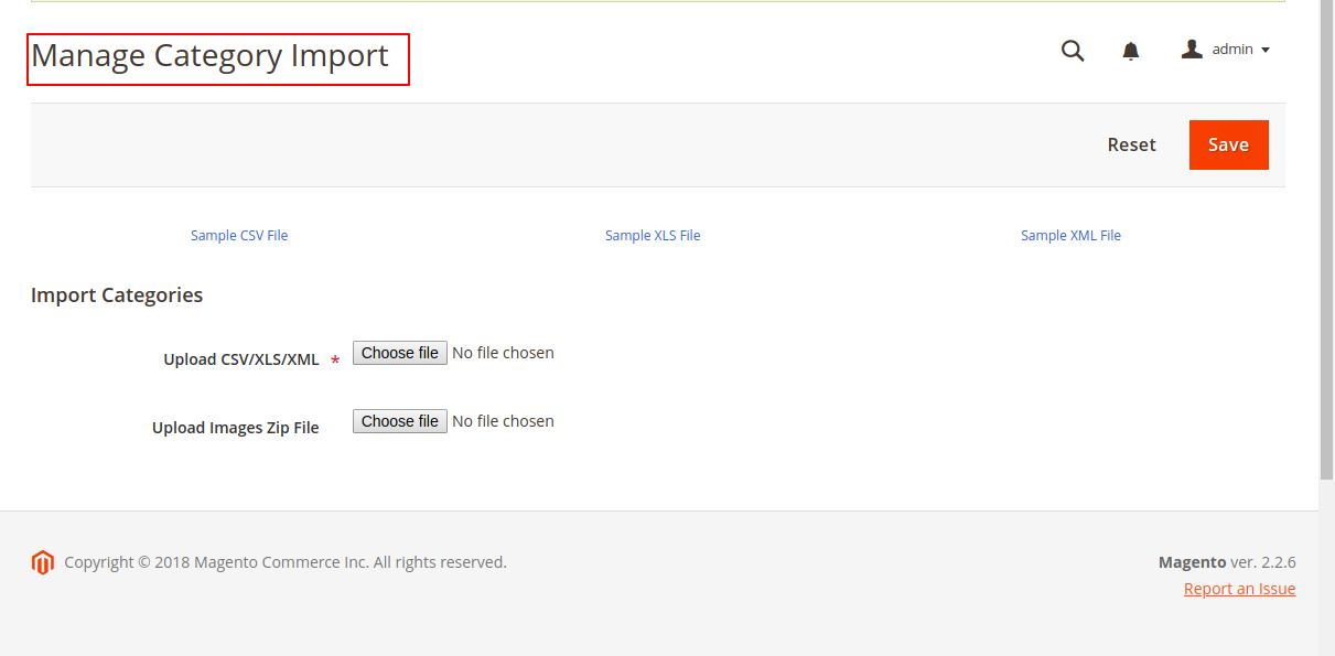 webkul-magento2-category-mass-upload-category-import