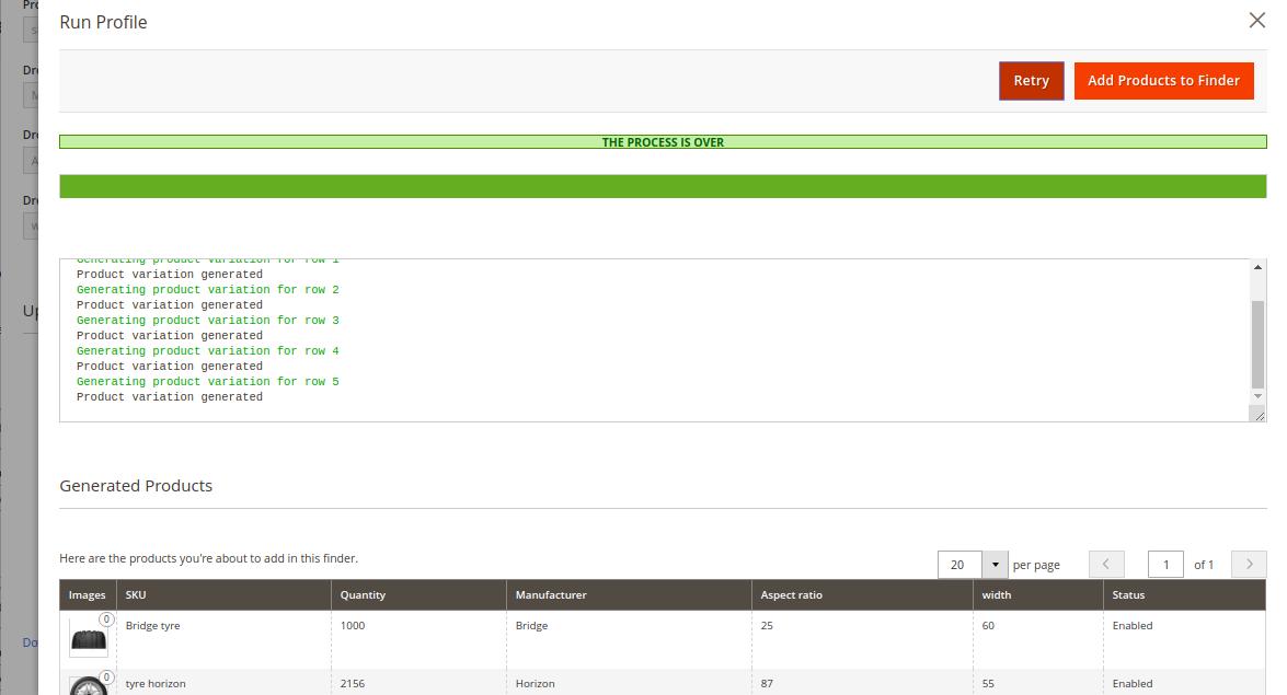 webkul-magento2-vehicle-part-finder-run-profile