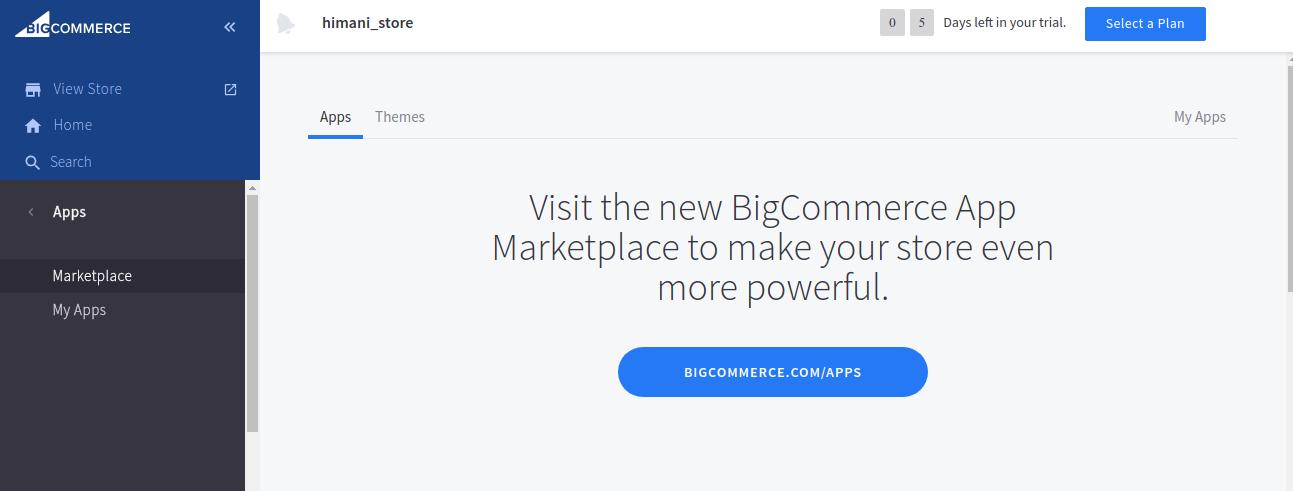 BigCommerce Helpdesk App