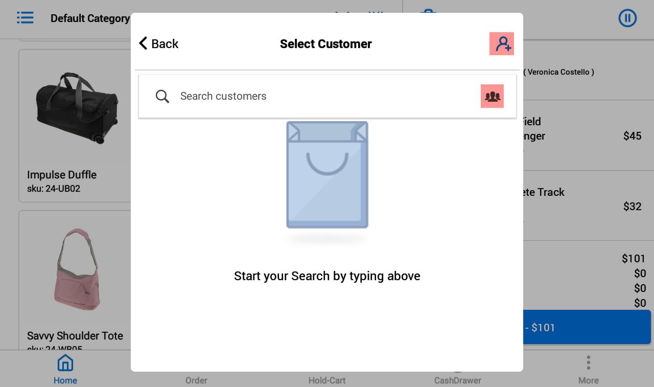 select_customer