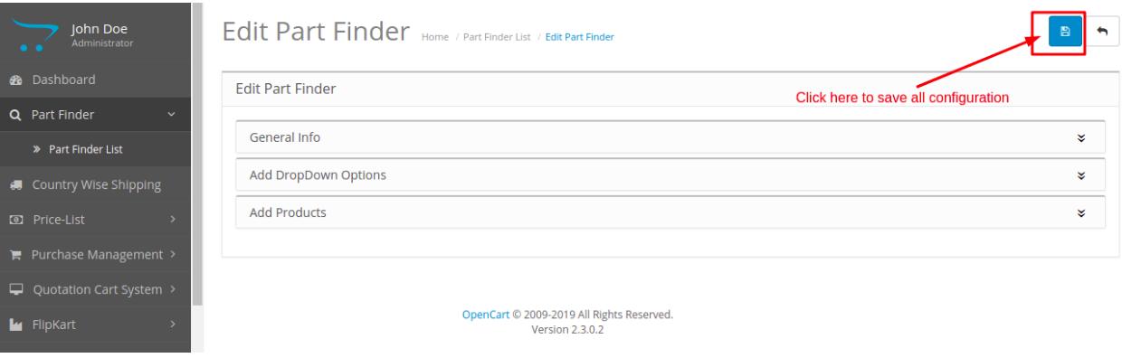 webkul-opencart-vehicle-part-finder-save