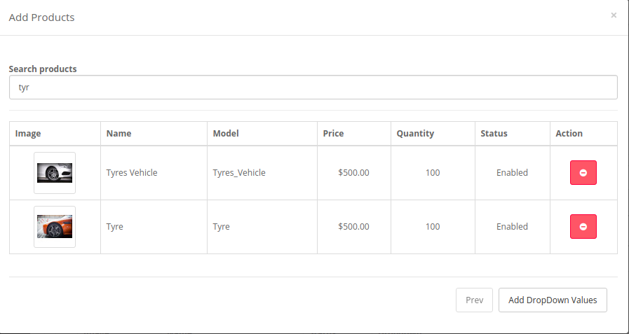 webkul-opencart-vehicle-part-finder-search-products