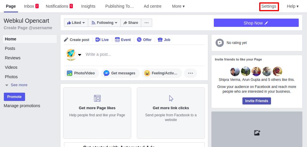 Opencart Facebook Chat Messenger - Webkul Blog