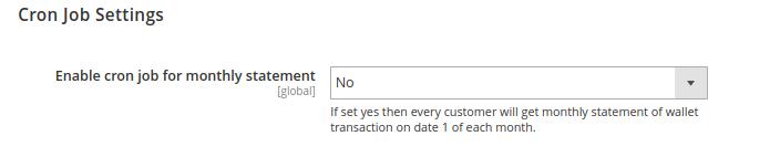 Magento 2 Marketplace Wallet cron job