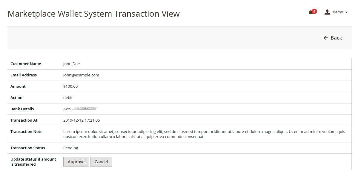 Marketplace-Wallet-System-Transaction-View