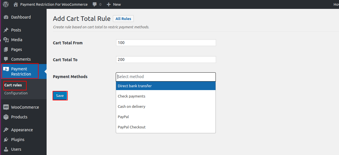 woocommerce-payment-method-restriction-new-cart-rule