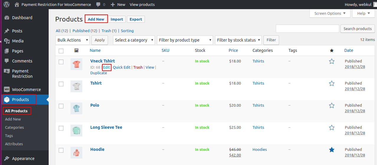 woocommerce-payment-method-restriction-new-product-list