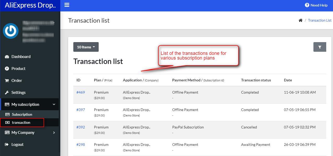 transaction-list-bigcommerce-aliexpress