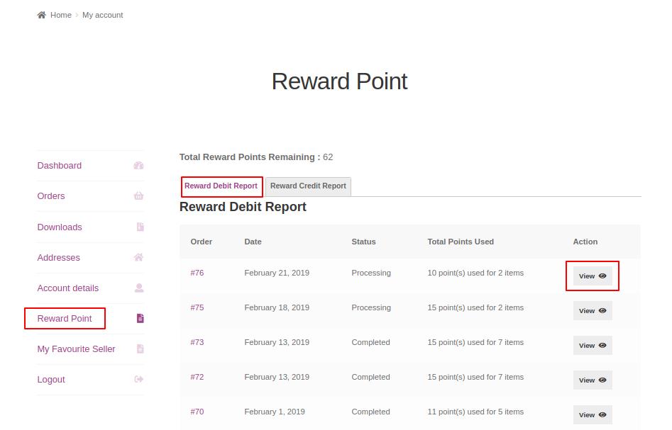 marketplace reward system